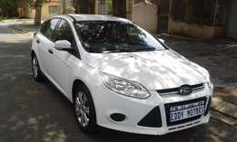 2012 model Ford Focus 2.0 for sale