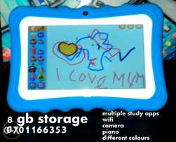 Kids tablets available