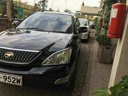 Toyota Harrier 2006 model