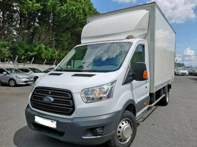 Ford Transit Koffer*350*L4*2.2*Klima*Tempom*Top*155PS - 2016