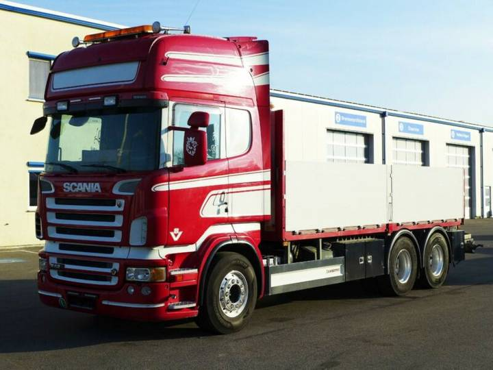 Scania R 620*6x2*Retarder*Klima*Kühlbox*500*560*AHK* - 2008