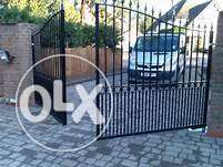 Standard automated sliding /swing gate installation system