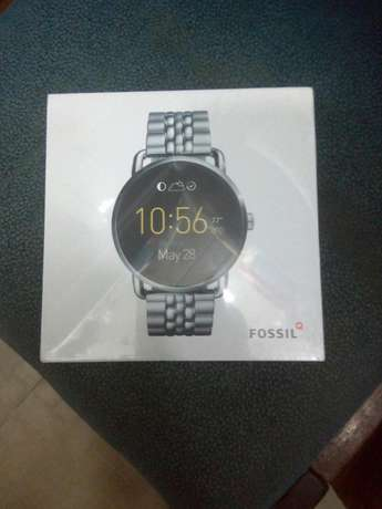 Fossil Q wander smart watch Ikeja - image 1