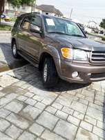 Direct tokuboToyota sequoia 2004 america spec