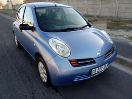 Nissan Micra 1.4 2005 on month end special sale R40000