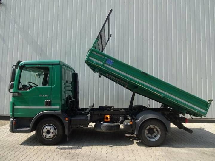 MAN TGL 8.180 Dreiseitenkipper MEILLER 4x2 - 2012