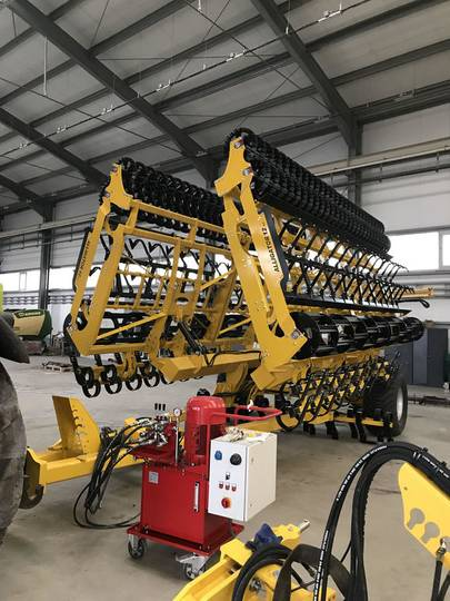 Alligator new  12km stubble cultivator - 2018