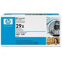 HP 29X High Yield Black Original LaserJet Toner Cartridge (C4129X)-new