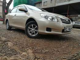 Super Clean Toyota axio 1500cc capacity 2010 model.(Buy on Hire Purchase)