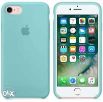 iPhone 6s soft silicone cases with Apple logo available!
