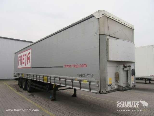 Schmitz Cargobull Curtainsider Joloda - 2013
