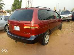 Clean Sienna for sale