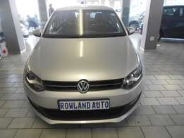 2011 Polo 6 1.6 for sale R130 000