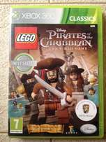 Xbox 360 Disney Lego Pirates of the Caribbean