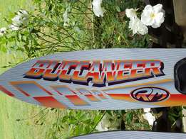 Ron Mark's Buccaneer Wide body Combo Skis