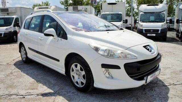 Peugeot 308 SW / 1.6HDI / PANORAMA/ 5 7 SITZE/AUTO.KLIMA - 2010