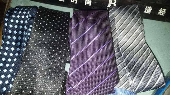 Classic ties both slim and wide Nairobi CBD - image 1