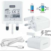Genuine Samsung Adaptive fast charger