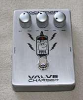 Rocktron Valve Charger - Guitar Effects Pedal (Overdrive Type)