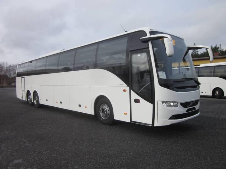 Volvo 9700h 6x2,15m - 2018