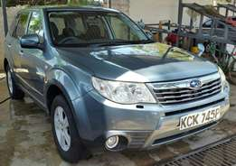 Subaru Forester Just arrived