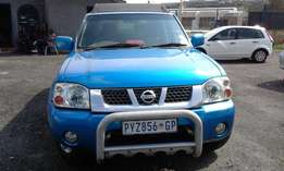 Nissan MP300 2.4 16V Model 2006 5 Door Colour Blue Factory A/C&CD Play