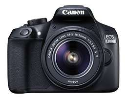 EOS 1300D 18MP packs canon