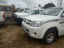 20 numbers of Hiluxes for Sale in Ph