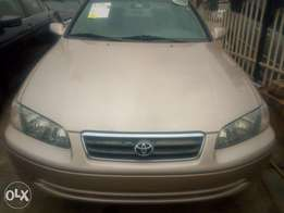 2002 Toyota Camry Tokunbo