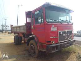 Man Diesel Tipper in Excellent condition N3.2m