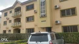 3bed service flat with BQ nicely located along Shoprite Osapa-London