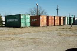 Container 20ft and 40ft Standard Shipping Container