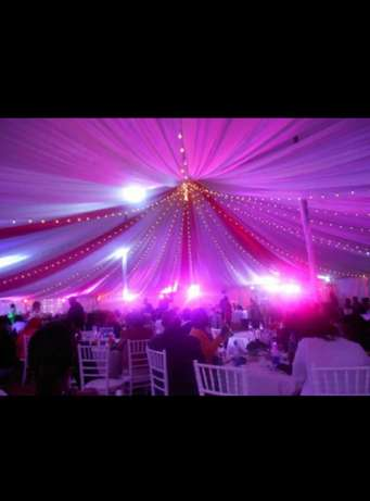 Tents, chairs,tables, deco, stage , PA and lights for hire. Spectrum. Nairobi CBD - image 6