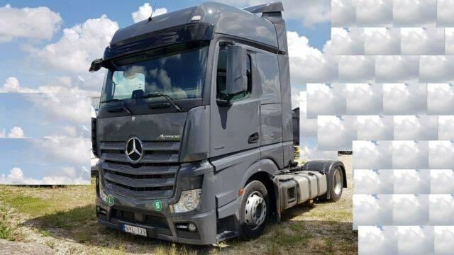 Mercedes-Benz Actros 1845 LSNRL BigSpace - 2017