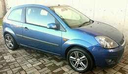 2007 Ford Fiesta 1.6i 99000kms