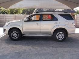 Toyota Fortuner 3.0 D4D Heritage R/B