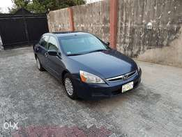 Clean 2007 Honda accord for sale