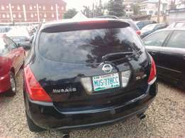 Clean murano jeep 2006 automatic at 1m