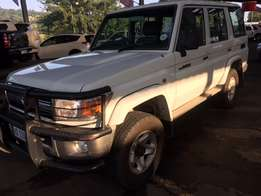 The Fun and Trendy, 2008 Toyota LandCruiser Station Wagon 4.2 Diesel