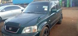 Quick sale! Honda CRV KAR available at 390k asking price!