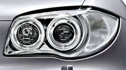 Car Headlights Cleaning
