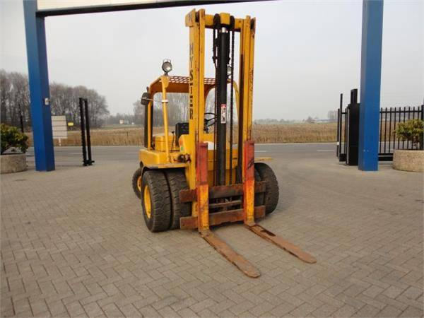 Hyster H4.0ft - 1977