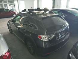 Exquisite Black Subaru impreza XV edition KCP number