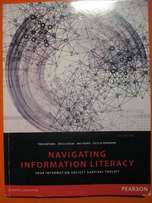 Navigating Information Literacy