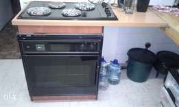 Gemini Petit Chef Hob and Oven