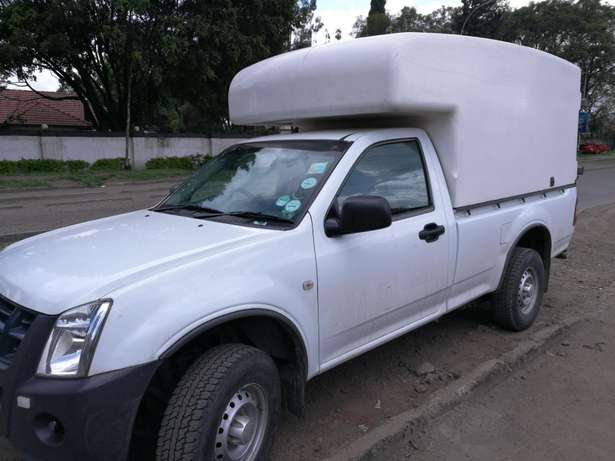 Rear body / Topper for Dmax Pickup Nakuru East - image 2