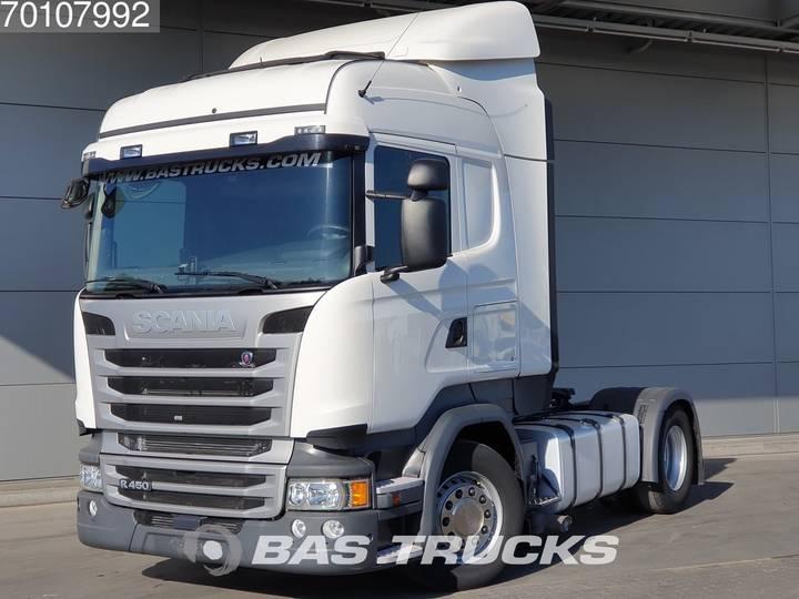 Scania R450 4X2 Retarder Euro 6 ACC - 2017