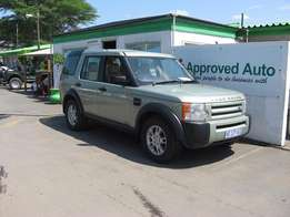 2006 Landrover Discovery 3 TDV6 S A/T