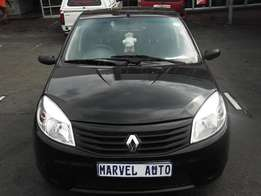 2010 Renault Sandero 1.6 Expression+ Pack For R75000