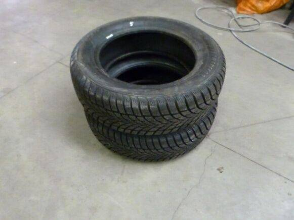Sale rovex snowspeed 3 light-truck tyre for  by auction